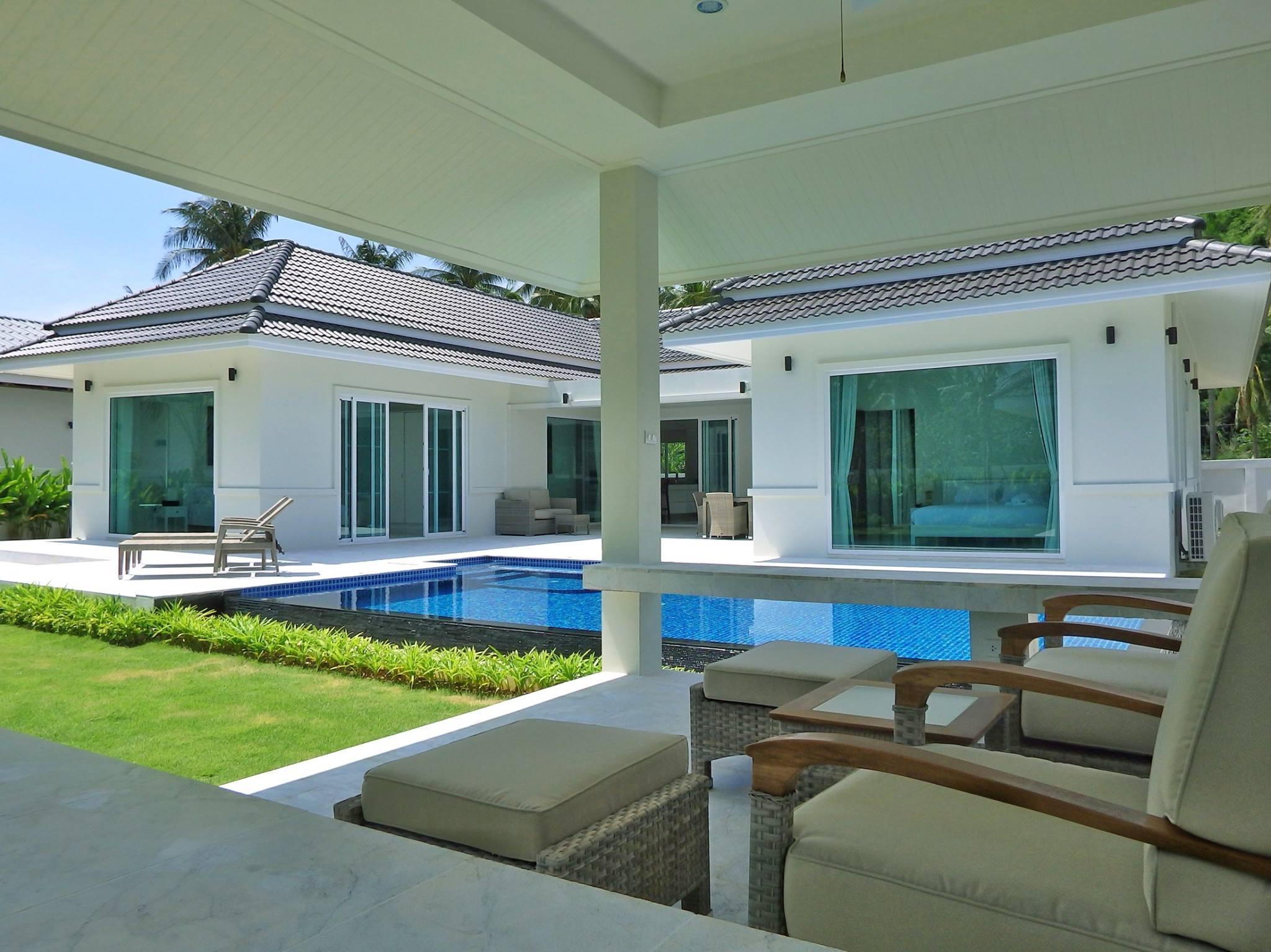 White Beach Villas In Sam Roi Yot